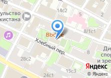 Компания «Fishing.ru» на карте
