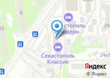 Компания «Севастополь» на карте