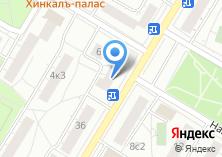Компания «Ювелирная мастерская на Нагорном бульваре» на карте