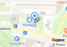 Компания «All Service» на карте