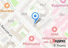 Компания «Союз кинологических организаций России» на карте