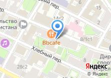 Компания «BBcafe» на карте