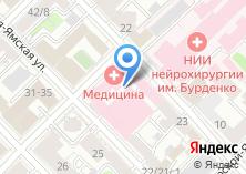 Компания «Rе-Clinic» на карте
