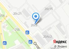 Компания «Огородный 20» на карте
