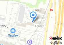 Компания «Фабрика легенд» на карте