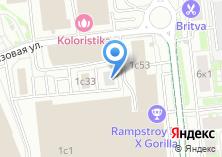 Компания «Распродажа товаров телемагазина» на карте