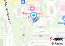 Компания «Маркет-Ю» на карте