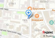 Компания «Большевик» на карте