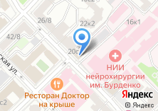Компания «Initiative media» на карте