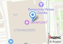 Компания «BuyerPro» на карте