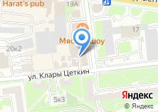 Компания «Дорожный Сервис-Тула» на карте