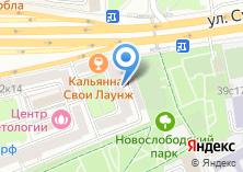Компания «IndeXdata» на карте