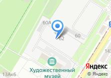 Компания «Спецстрой» на карте