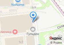 Компания «Винилам» на карте