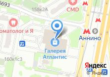 Компания «БЕЛЫЙ ВЕТЕР» на карте