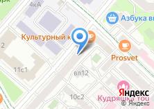 Компания «М-Ворота» на карте
