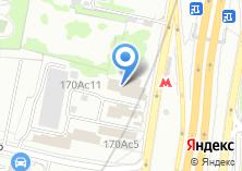 Компания «Сервис-ремонт» на карте