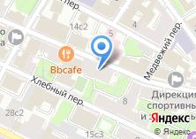 Компания «ICON» на карте