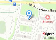 Компания «Янгеля 3» на карте