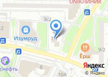 Компания «AlcoMag» на карте