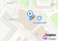 Компания «МАГАЗИН СТАНЦИЯ ДОМАШНЯЯ В ТРЦ АЗОВСКИЙ» на карте