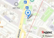 Компания «Адвокатский кабинет Петрова Д.В.» на карте