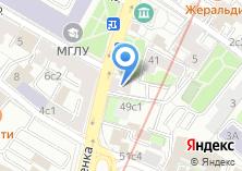 Компания «Салон красоты на Остоженке» на карте