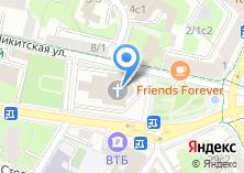 Компания «Храм Вознесения Господня в Сторожах» на карте