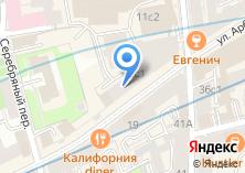 Компания «Салон Ксении Бородиной» на карте