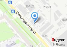 Компания «ТекстильБест» на карте