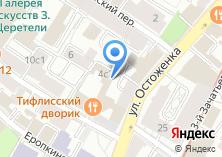 Компания «Московский Транспортный Союз» на карте