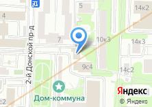 Компания «City Sign» на карте