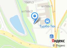 Компания «Шиномонтажная мастерская на Варшавском шоссе» на карте