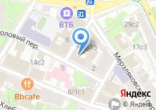 Компания «ИнвестПраво» на карте