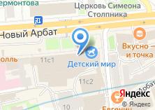 Компания «Московский Букинист» на карте