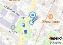 Компания «Музей им. И.С. Тургенева» на карте