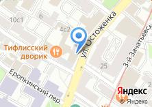 Компания «КЕБУР ПАЛАС» на карте