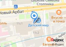 Компания «Радио ЭХО Москвы» на карте