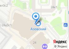 Компания «AZIZ bebe» на карте
