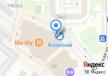 Компания «Магазин чебоксарского трикотажа» на карте