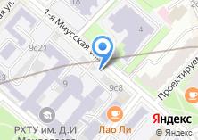 Компания «КОМП+» на карте