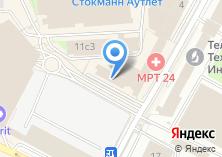 Компания «Русская контейнерная верфь» на карте
