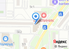 Компания «Папа мама я» на карте