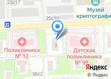 Компания «Winamore BTS» на карте