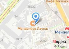 Компания «Верже-РА типография» на карте