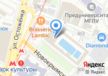 Компания «Чайка» на карте