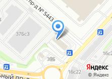 Компания «Колор Принт 24» на карте