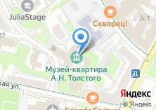Компания «AMADEI» на карте