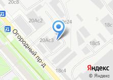 Компания «iErobic» на карте