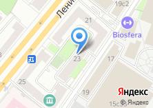 Компания «СНПЧ» на карте